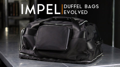 Blogging assignment: IMPEL – The customizable travel duffel bag. (US bloggers. Paid opportunity) Closes 24th Sept 2018