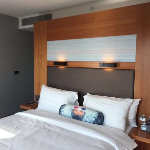 Aloft Hotel At Excel In London, UK