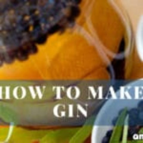 How To Make Gin At Home in 9 Easy Steps