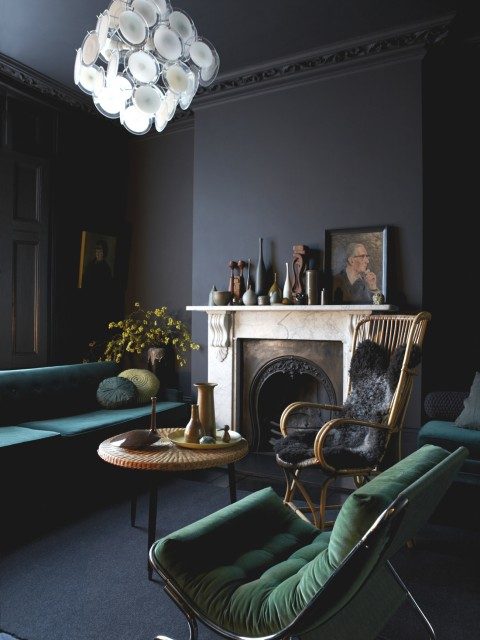 cool dark interiors hotel style home homewares chic hotel style interiors hospitality layout design cool home chic styling