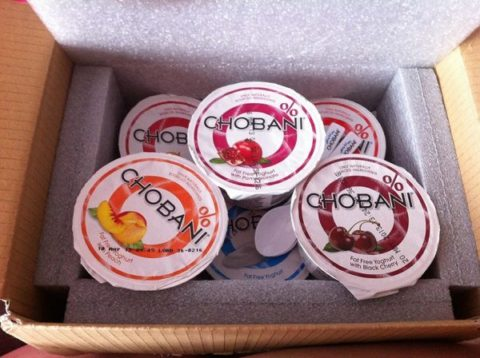 Chobani – A Fat Free Feast! Fage Didn't Think So…