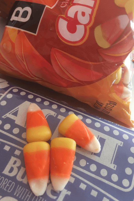 Candy Corn Sweets