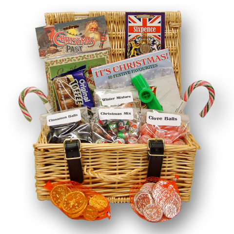 Blogger @stressedmum01 United Kingdom Giveaway: Win A @sweetandnostalg Christmas Hamper – Closes 9th Dec 2018
