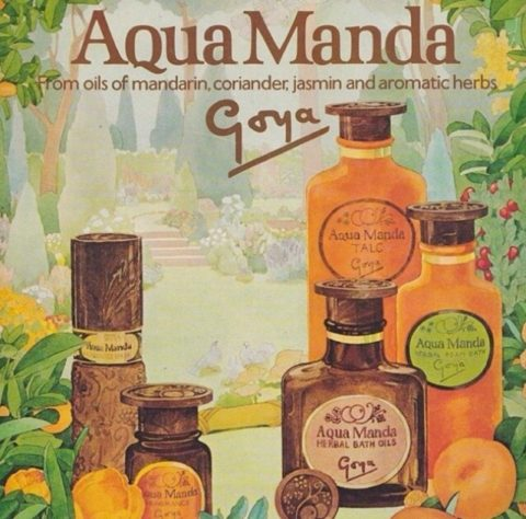 Aqua Manda Has Returned from the Seventies!