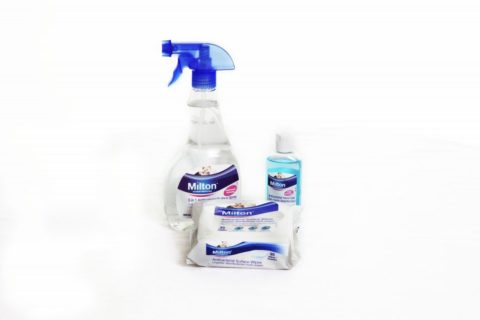 Wednesday Competition: Win a Milton Hygiene Kit