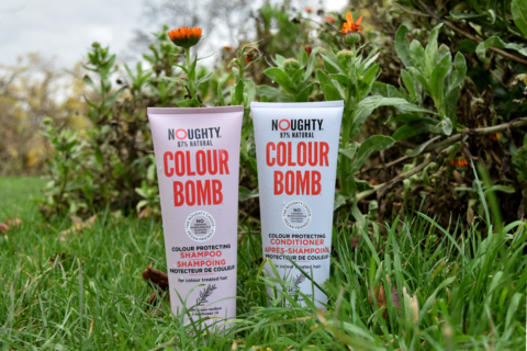 Natural and Vegan-Friendly Haircare with Noughty Colour Bomb