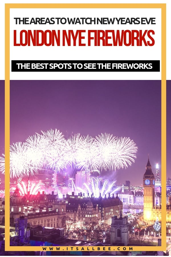 NYE In London - The Best Place To See Fireworks - london new years eve tickets and where to best place to see london new years eve fireworks best place to see fireworks in london new years eve best place to see london fireworks london new years eve tickets watch new year fireworks london