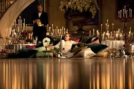 opulence, glamour, luxe, luxe interiors, Gatsby, styling, roaring twenties, Gatsby home