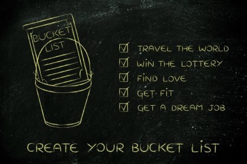 Is Your Bucket List A Load Of Baloney?