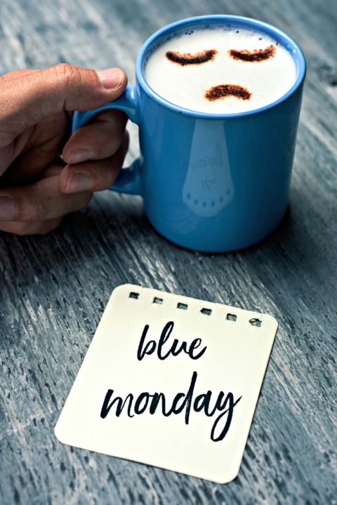Will You Be Blue This Blue Monday?