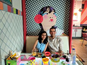 Blogger Q&A with travel blogger @siddharthshruti