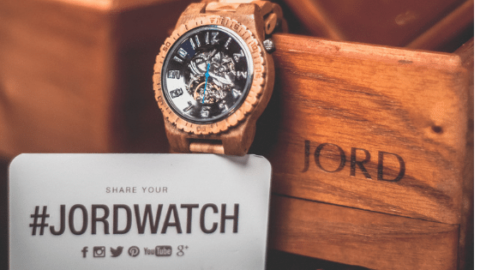 Blogger @stressedmum01 Worldwide Giveaway: @JordWoodWatches Watch Giveaway – Closes 20/01/2019