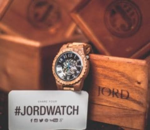 JORD Watch Giveaway