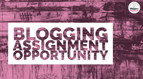 US & Canadian blogging assignment Paid opportunity ($)Sports Recipe Book. Closes 5th April 2019