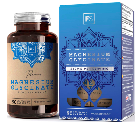UK & European blogging assignment: Product review. Magnesium Glycinate. Closes 26th April