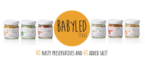 Blogging assignment: Social media posts/blog review for new BabyLed Food sweet spread range! Closes 1st May 2019