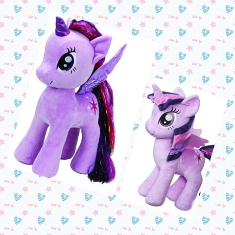 Blogger @bizzimummyuk UK Giveaway: My little pony plush – Closes 11th June 2019