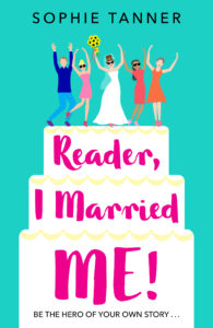 Reader, I married me. Front cover