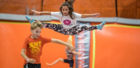 Blogging assignment: Review new Trampoline Park and Soft Play – Oxfordshire. Closes 12th Dec 2019