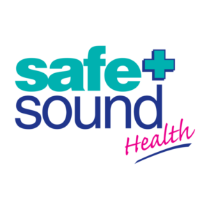 Safe Sound Health Logo