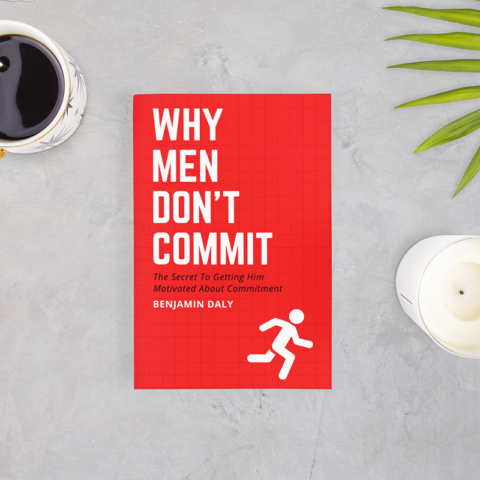 UK, US & Worldwide Instagram assignment: Why Men Don't Commit – FREE Book – Closes 14th April 2020