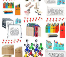 UK & Europe blogging assignment: Review kids party favours and toys. Closes 31st July 2020