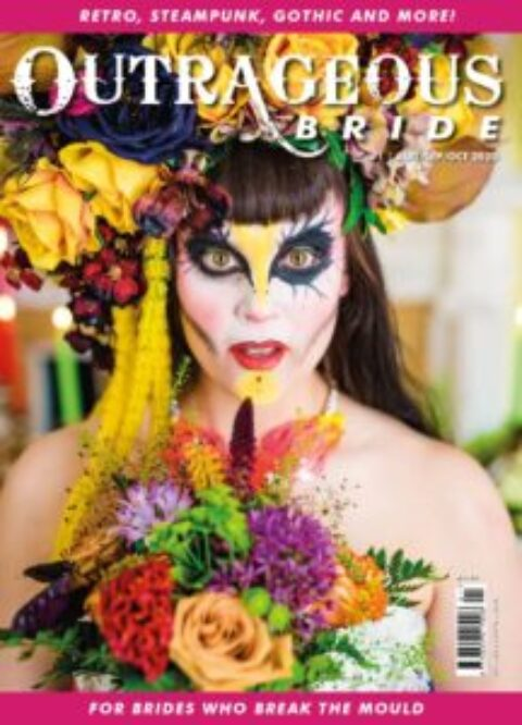 UK blogging assignment: Launch of New Alternative Wedding Magazine. Closes 1st September 2020
