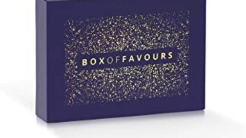 UK Blogging Assignment: Review Box Of Favours – the ultimate Christmas gift! Closes 23rd October 2020