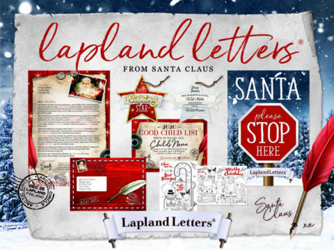 UK Blogging Assignment: Magical Santa Letter Experience. Closes 29th November 2020