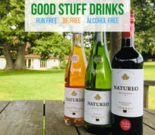 UK Blogging Assignment: Healthy Alcohol Free Drinks for Sports, Lifestyle or Food & Drink blogs. Closes 6th December 2020
