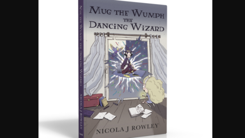 UK Blogging Assignment: Review Mug the Wumph the Dancing Wizard, a children's Middle Grade Book. Closes 20th December 2020
