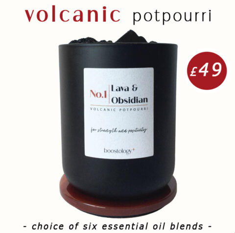 New Blogging Assignment: Free Volcanic Potpourri & Essential Oil Blend Worth £49. Closes 16th April 2021.