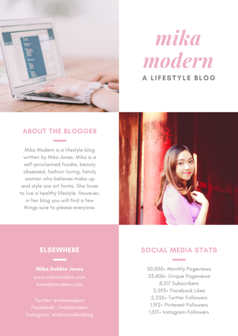 Why All Bloggers Need A Media Kit