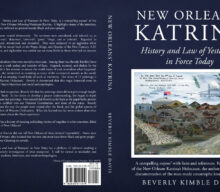 New Blogging Assignment (£) 'New Orleans' Katrina' Book Launch Promotion. Closes 12th July 2021