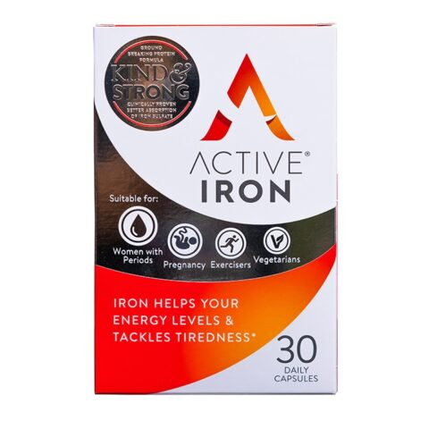 New Instagram Assignment: Iron supplement To Review. Closes 14th September 2021.