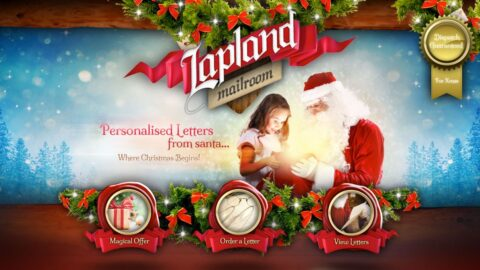 UK Blogging Assignment: Letters From Santa – Lapland Mailroom Bringing Christmas to your door for the 15th Year! Closes 20th November 2021